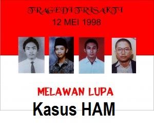 5 CONTOH KASUS PELANGGARAN HAM INDONESIA