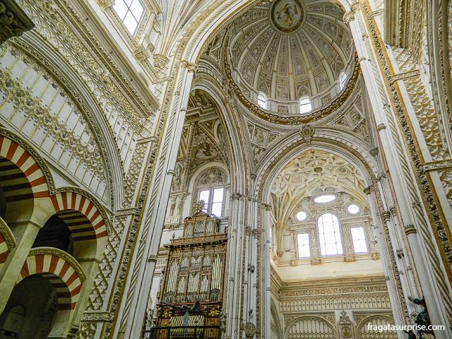 Sala do Coro da Mesquita de Córdoba