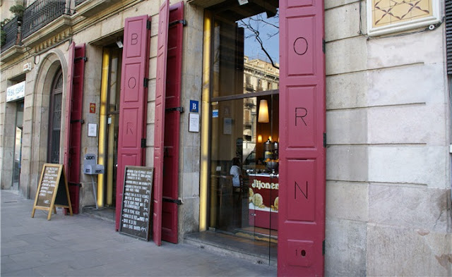 Café del Born Nou em Barcelona