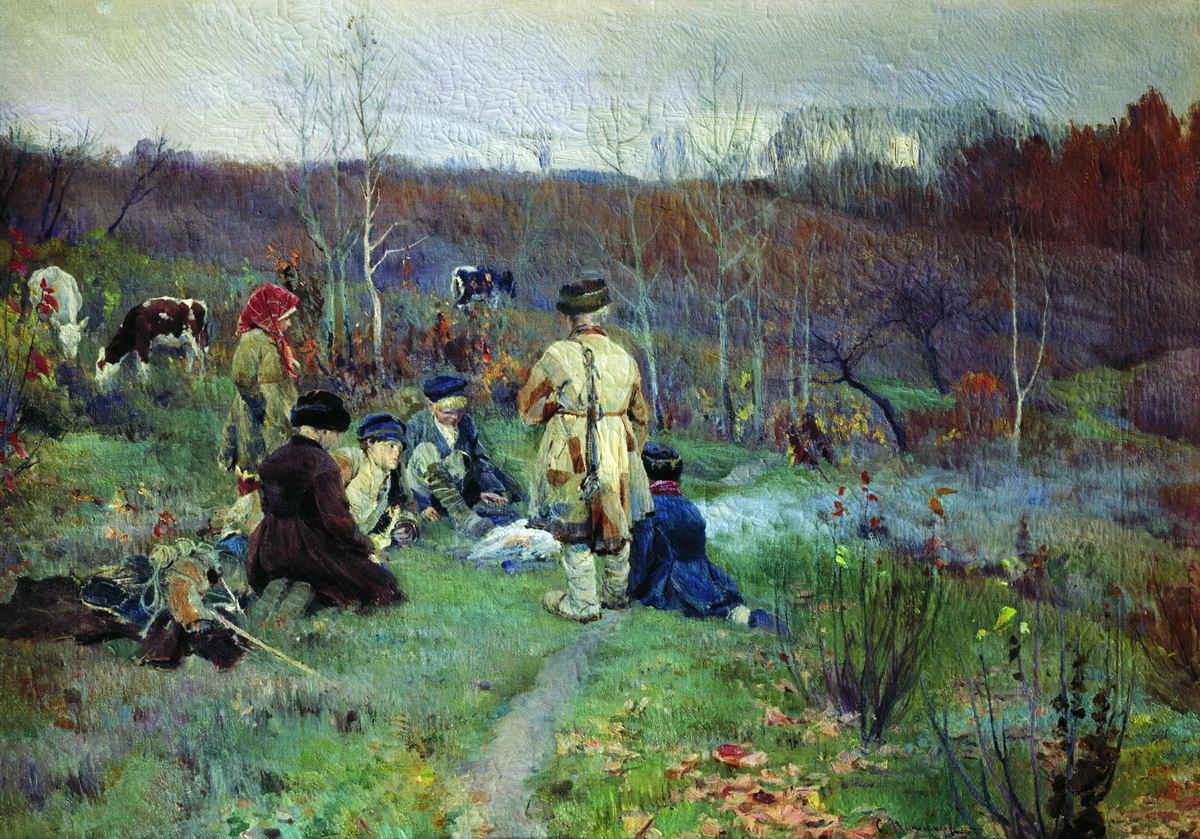 The Glory Of Russian Painting Sergei Vinogradov