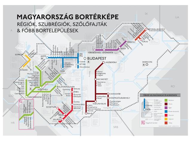 Metro bortérkép – magyar