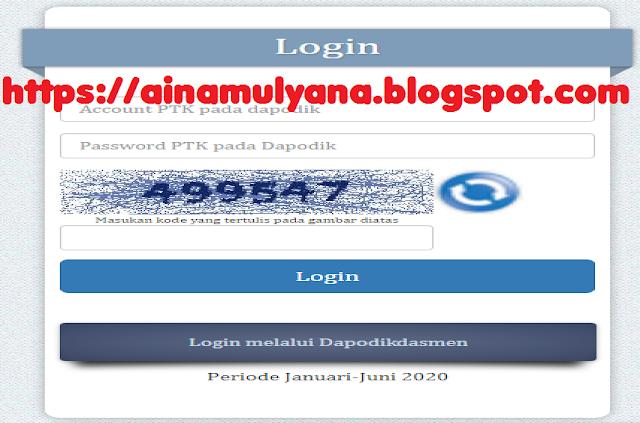 Info GTK 2020 (Cara Cek SKTP 2020)