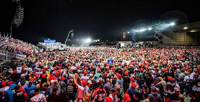 See, Donald Trump Crowd in Sarasota FL
