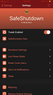 SafeShutdown After iCloud Bypass App Download Free