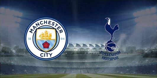 مباراة مانشستر سيتي وتوتنهام بتاريخ 02-02-2020 الدوري الانجليزي