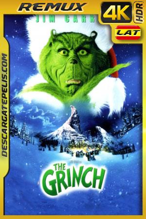 El Grinch (2000) 4K BDRemux HDR Latino – Ingles