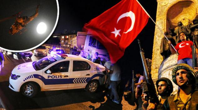Presiden Amerika Serikat, Barack Obama Mendukung Pemerintah Turki
