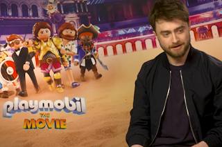 Updated(7): Playmobil: The Movie press junket interviews (UK)