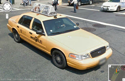 Ford Crown Victoria, NYC Taxi