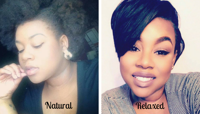 Is From Natural To Relaxed A Growing Trend Curlynikki Natural