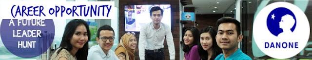 Lowongan Kerja Fresh Graduate Danone Indonesia Januari 2017