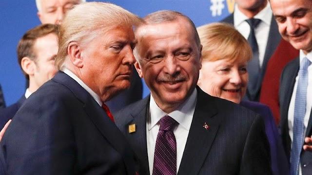 Χαστούκι Τραμπ στον Ερντογάν - Του έκλεισε το τηλέφωνο και αρνείται να συνομιλήσει μαζί του