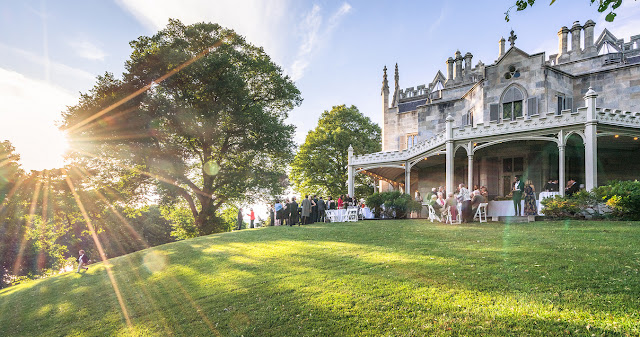 Wedding Venues On The Hudson Lyndhurst Mansion Tarrytown