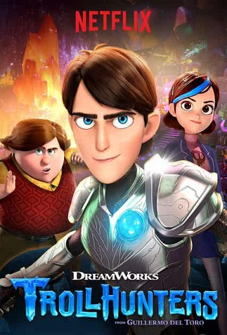 Trollhunters Season 2 Complete Download 480p & 720p All Episode