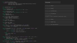 برنامج Light Table لتحرير النصوص البرمجية والسكربتات