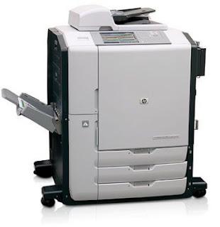 Download HP CM8000 Color Multifunction Printer Drivers