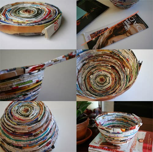 How To Recycle Paper Works