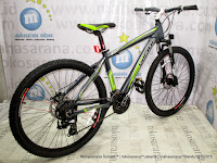 26 Inch Pacific Esplendid 5.0 Frame Alloy 21 Speed Mountain Bike