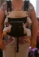 Ergobaby ergo360 360 portage babywearing face au monde portage préformé porte-bébé