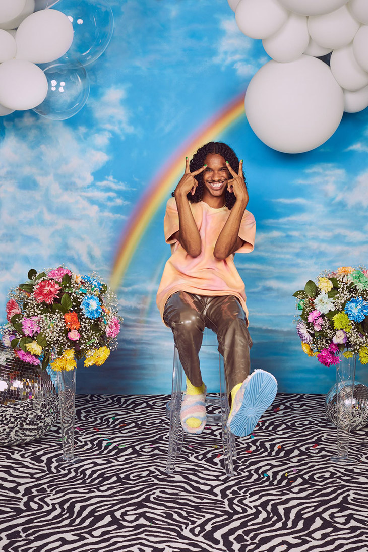 UGG's virtual PROUD Prom 2021 campaign
