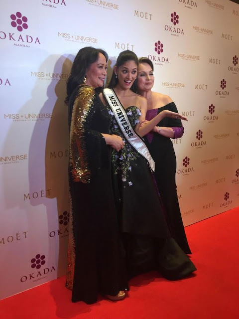 Finally! The Country's Three Miss Universe Together For The First Time! You Don't Want to Miss This!