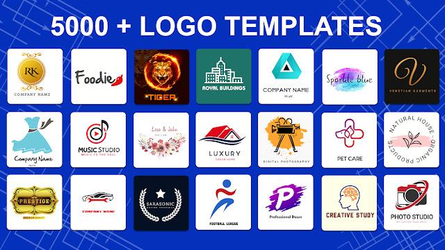 تنزيل مصمم الشعار Logo Maker 2021 ثلاثي الأبعاد ، تطبيق تصميم سهل للشعارات الاحترافية للاندرويد