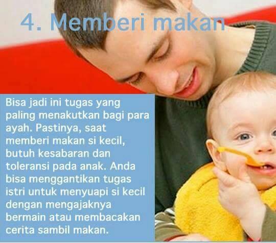 Bukan Harus Ibu Melulu, Seorang Ayah Juga Perlu Tahu Caranya Agar Dekat dengan Anak