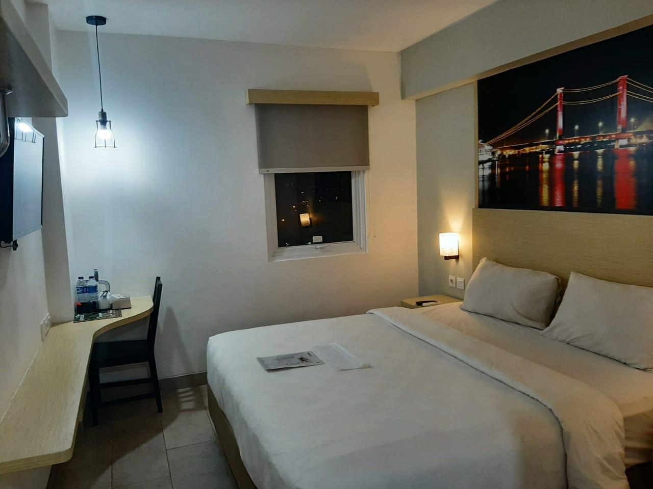 hotel bintang dua palembang