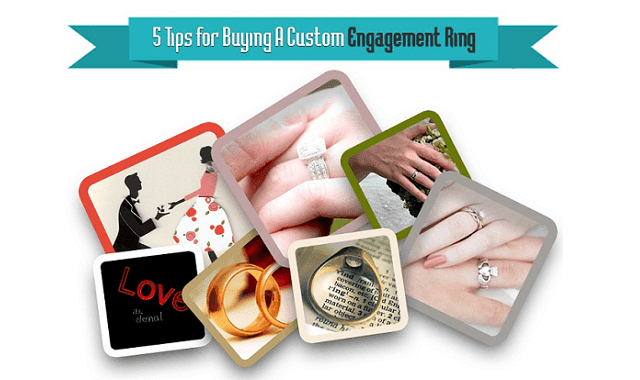 Tips to Choose Custom Engagement Ring