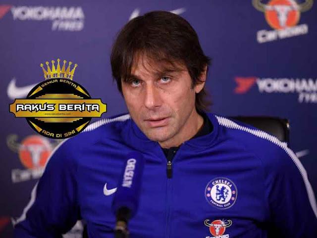 Conte Akui Pemain Chelsea Kelelahan
