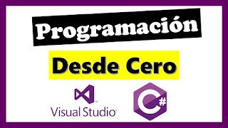 Programación en C# desde cero