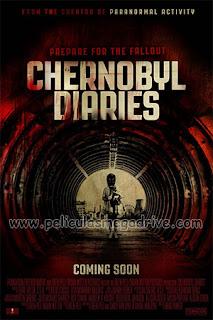 Terror En Chernobyl (2012) [Latino-Ingles] [Hazroah]