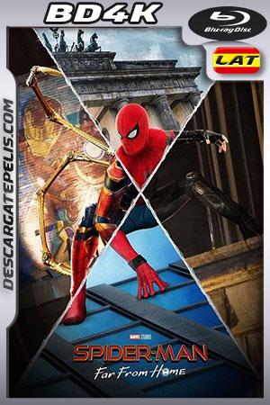 Spider-Man: Lejos de casa (2019) BD4K Latino – Ingles