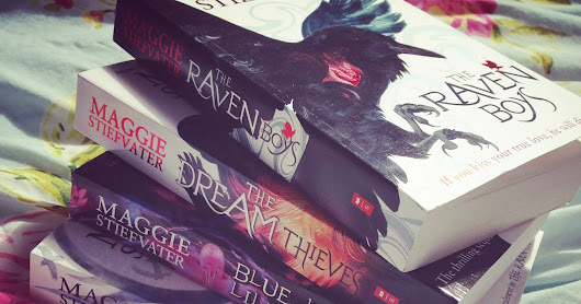 Mini Reviews: The Raven Cycle series - Maggie Stiefvater