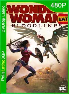 Wonder Woman: Bloodlines (2019) | DVDRip Latino HD GoogleDrive 1 Link