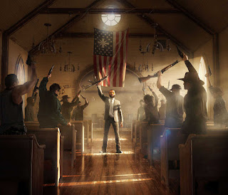 akan memungkinkan Anda memainkan single ( NEWS ) Main Campaign Di Far Cry 5 Dapat Dimainkan Secara Offline