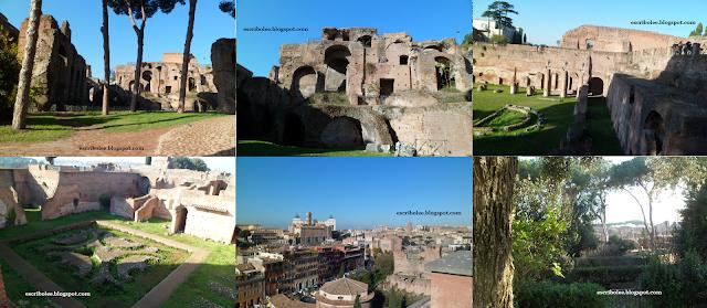 Viaje a Roma: Palatino