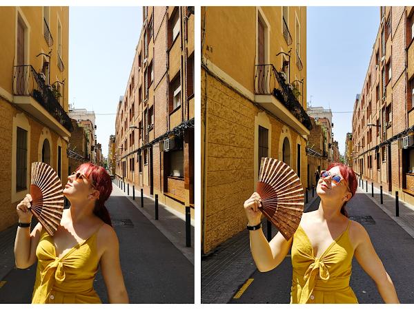 Miks ma jälle Barcelonas käisin?