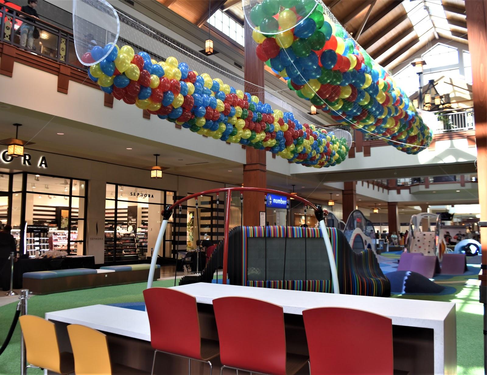 Mall of Georgia Play Area Grand Opening Recap