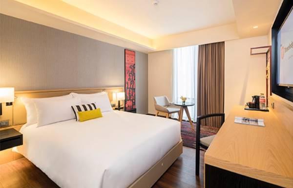 ห้องให้เช่า ราคาสุดคุ้ม Travelodge Sukhumvit 11 ใกล้รถไฟฟ้า BTS นานา และ อโศก และ MRT สุขุมวิท