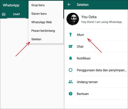 Cara Menyembunyikan Foto Profil WhatsApp Dari Sesorang