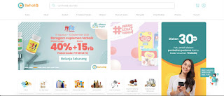 Jual produk kesehatan terlengkap di Toko SehatQ.com