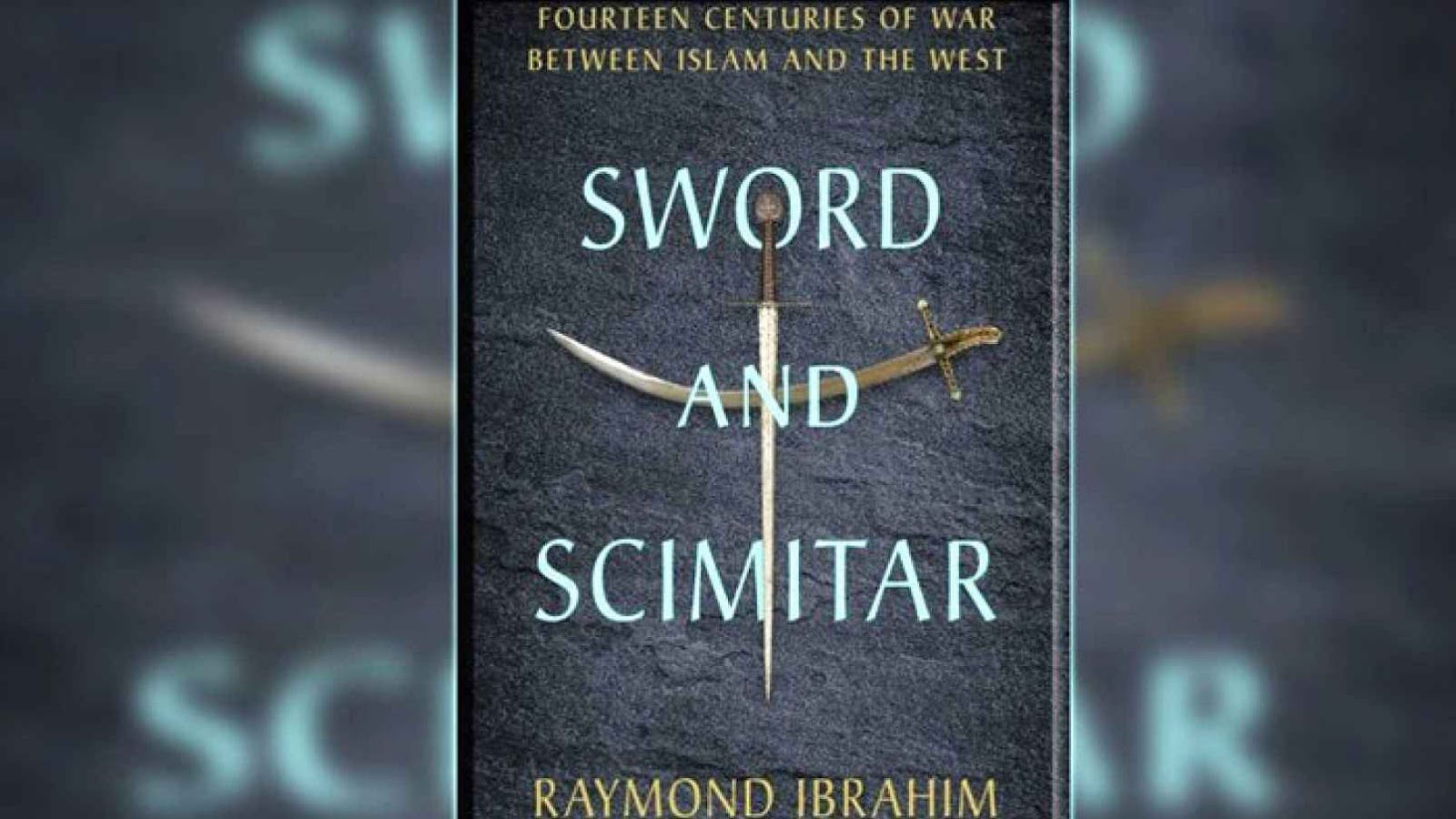 Mark Tapson Sword And Scimitar