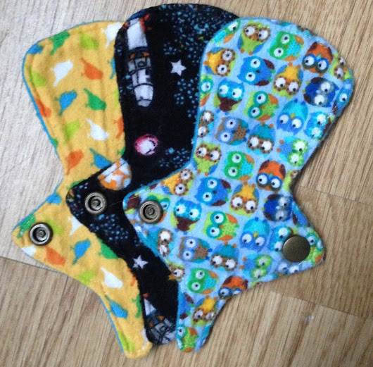 Gaia Moon Pads Thong Liner Review