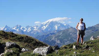 GR5: Tignes - Val d'Isère