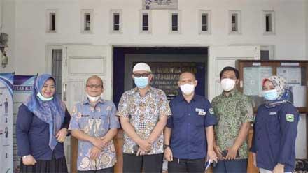 Kominfo Kabupaten Solok Berkunjung ke Padang Panjang