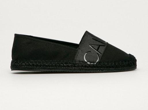 Calvin Klein Jeans - Espadrile negre casual la moda