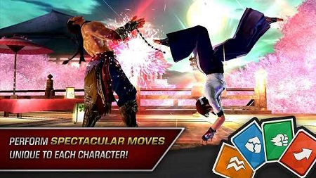 Free Download TEKKEN Mod Apk Data For Android  Download TEKKEN Mod Apk v1.5 For Android (Unlock Features)