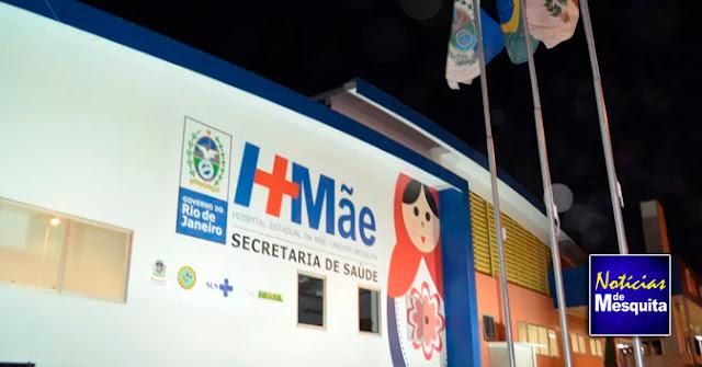 Funcionários do Hospital da Mãe de Mesquita denunciam falta de insumos e de pagamento