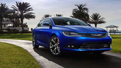 Nex-Gen Chrysler 200 Sedan front angle Led light Hd Pictures